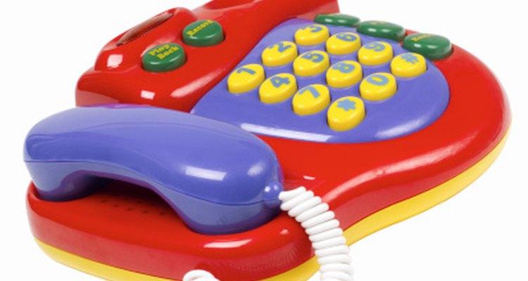 Los juguetes que fomenten la simulación permiten que los niños usen el conocimiento que han aprendido.