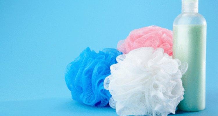El jabón de avena para las manos o para la ducha es seguro para la piel alérgica o sensible.