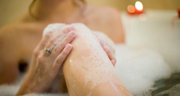 Quien padezca de prurito crónico debe bañarse sólo con agua tibia.