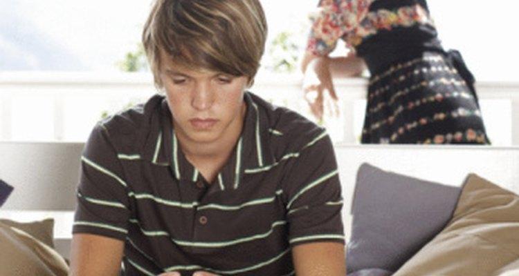 La disciplina es importante para los adolescentes.