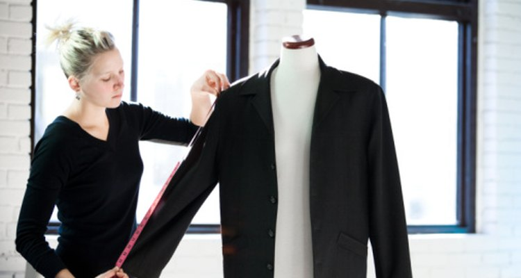 Altering a blazer is often the only way to achieve a perfect fit.