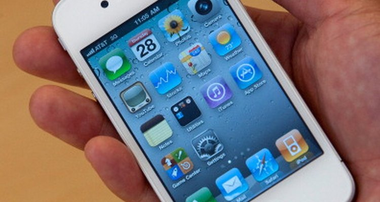 Exile unwanted native apps to distant home screens to simulate deleting them.