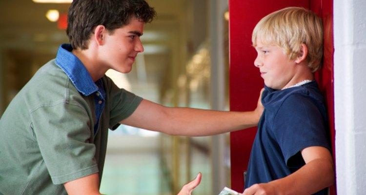 El abuso en el hogar se convierte en abuso en la escuela si no se trata adecuadamente.