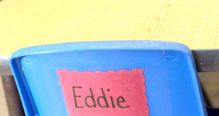 Aprender los nombres de los estudiantes es importante para los estudiantes y el profesor.