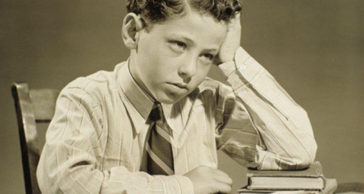 Un aprendiz cinestésico tiene dificultades para aprender de una lectura.