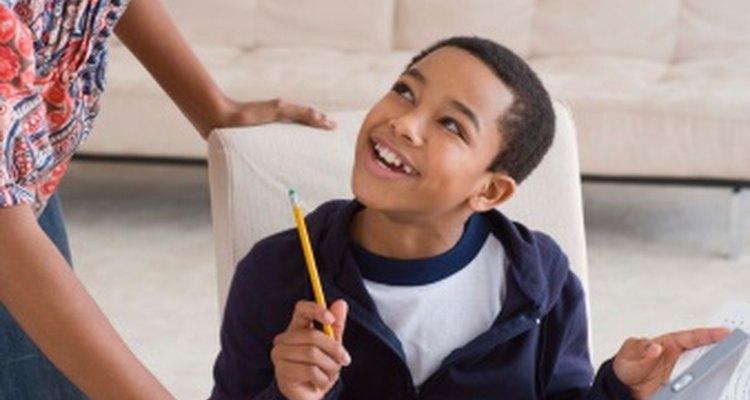 La educación en el hogar ofrece a los niños la atención uno a uno.