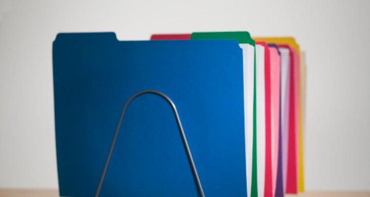 La organización, tanto física como mental, es una meta clave en la preparatoria.