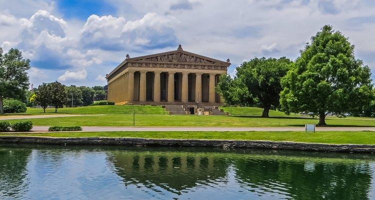 The Parthenon Replica, Nashville, TN