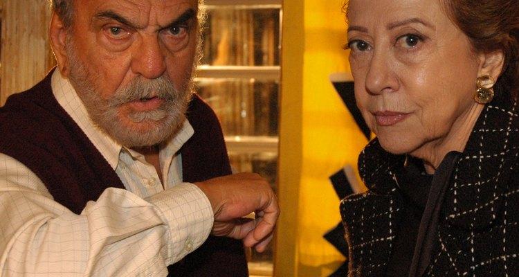 Lima Duarte estreou como diretor de novela pela TV Tupi