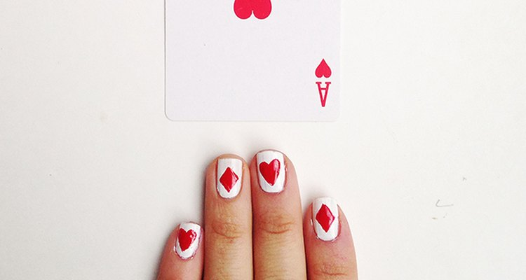 royal flush nails