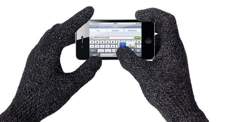 Estos guantes son ideales para que los padres permanezcan conectados todo el tiempo.