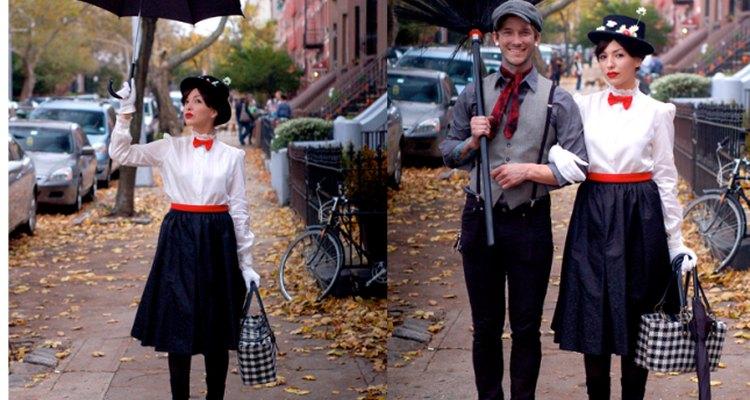 Mary Poppins es una película musical que ha atrapado tanto a niños como a adultos.
