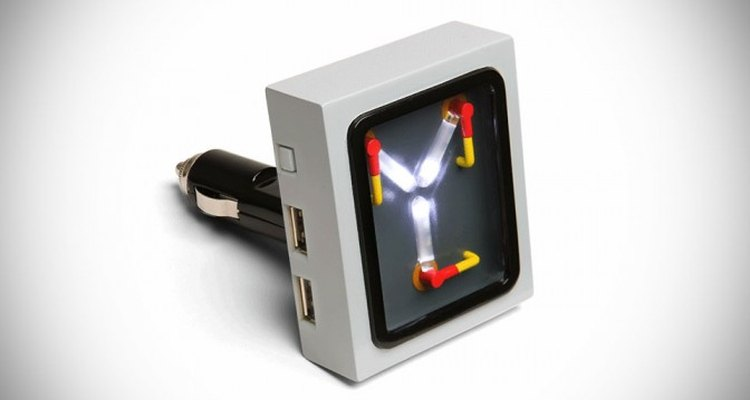 Imagen del condensador de flujos para el carro