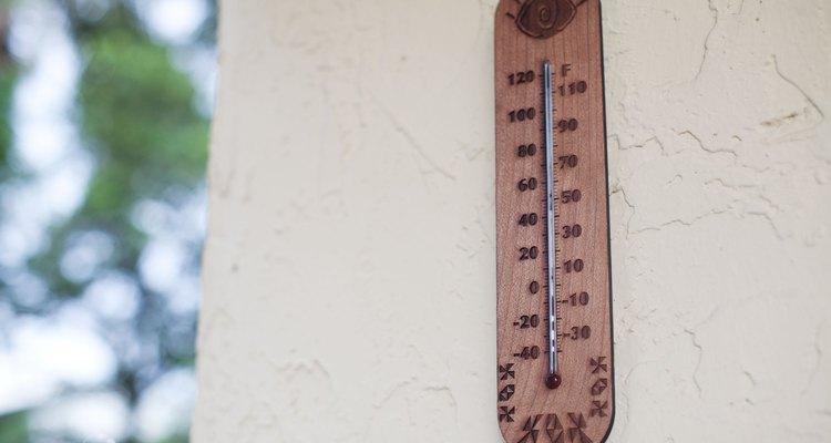 Mantenha a temperatura regulada