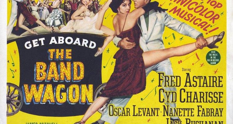 """The Band Wagon fue un musical en donde se utilizó el tema de """"Happy Birthday to You""""."""