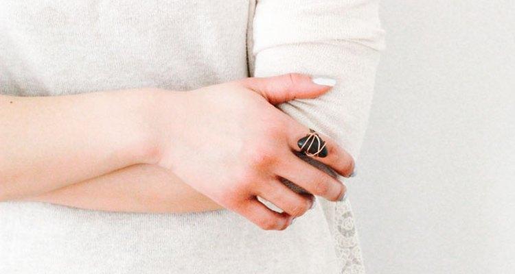 Um anel é um bom projeto para iniciantes