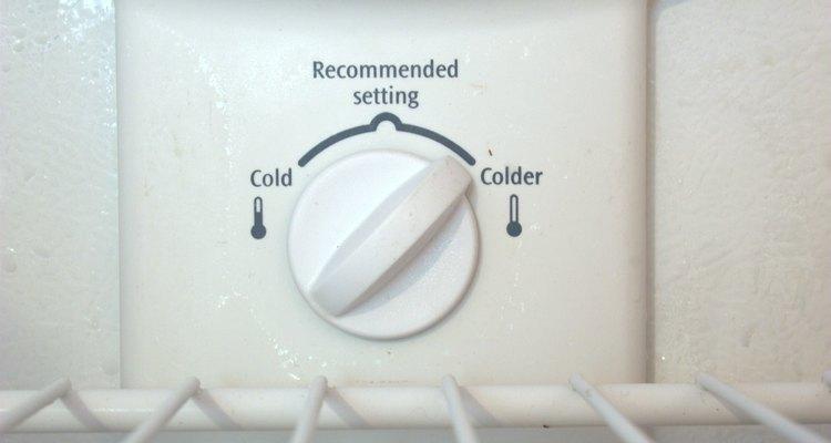 Quanto mais frio, mais rápido a carne irá congelar