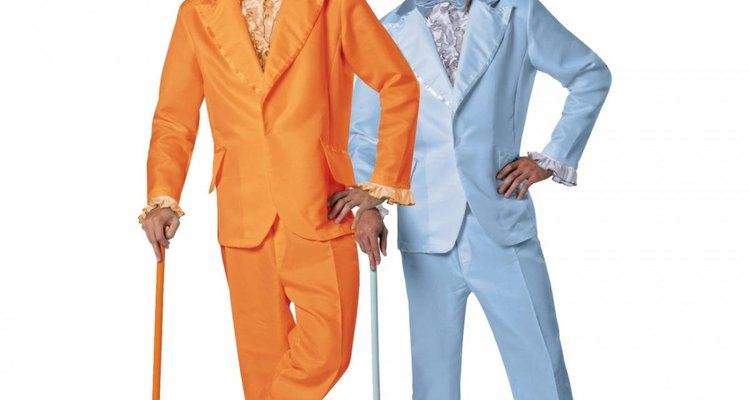 Puedes ser una amistad profunda con el disfraz de Lloyd y Harry de Una pareja de idiotas.