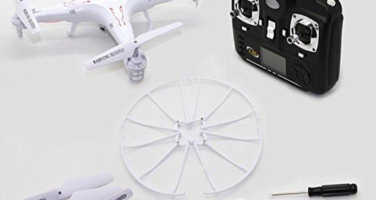 El drone X5C-1 y todos sus complementos