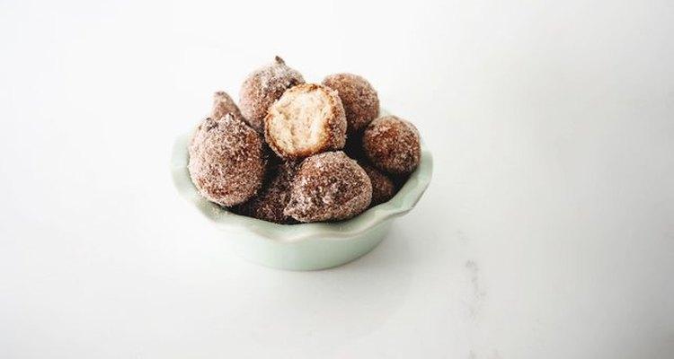Donut holes.