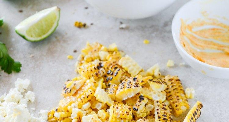 Los granos de maíz enmantecados resultan exquisitos.