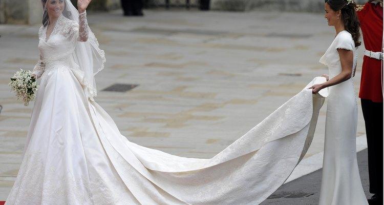 Los vestidos de novia clásicos nunca pasan de moda.