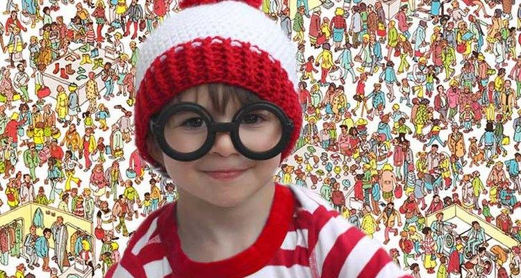 Puedes disfrazar a tu hijo de Wally.