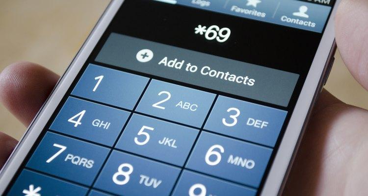 """Disque """"*69"""" em seu celular"""