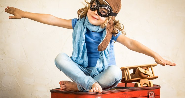 Aprenda a viajar com crianças