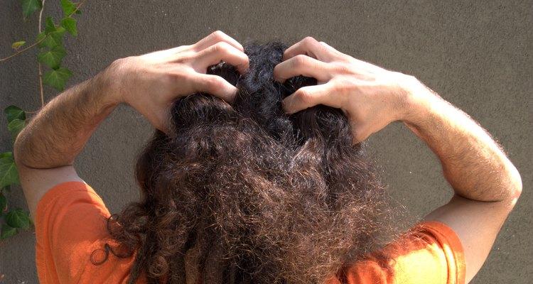 Masajea el cuero cabelludo.