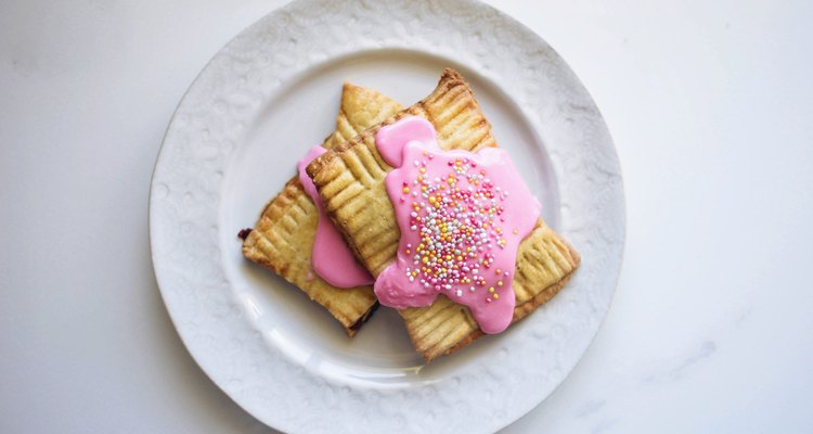 Homemade Pop Tarts are delicious and so simple to make.