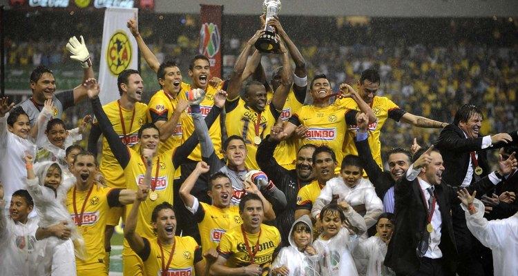 Campeones del torneo Clausura 2013 mexicano