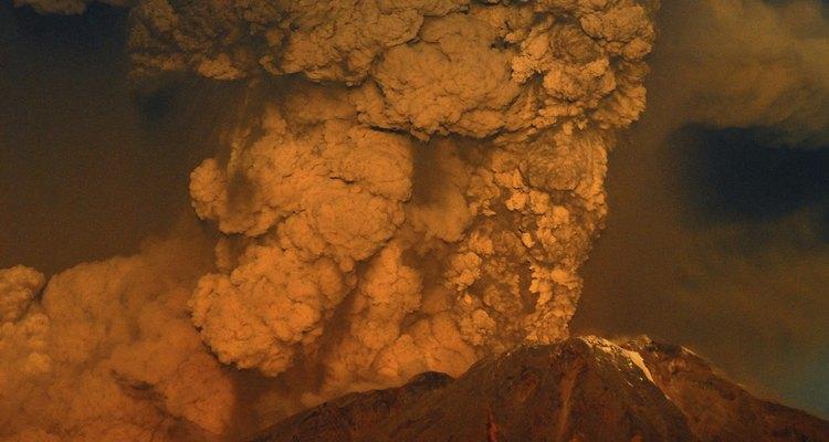 Vulcões como o Calbuco, no sul do Chile, têm sido fontes naturais valiosas em todo o mundo