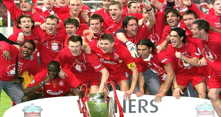 Liverpool campeón de la UEFA Champions League, 2005