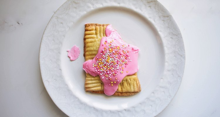 Pop Tarts are best eaten on the day of making.