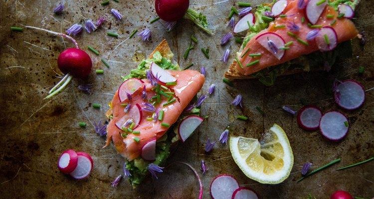 Consigue los ingredientes y ponte a trabajar en tu estomágo.