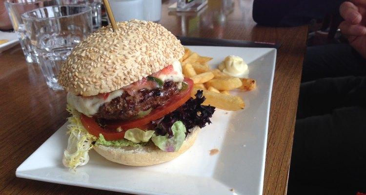 Burgerz se caracteriza por utilizar productos nobles.