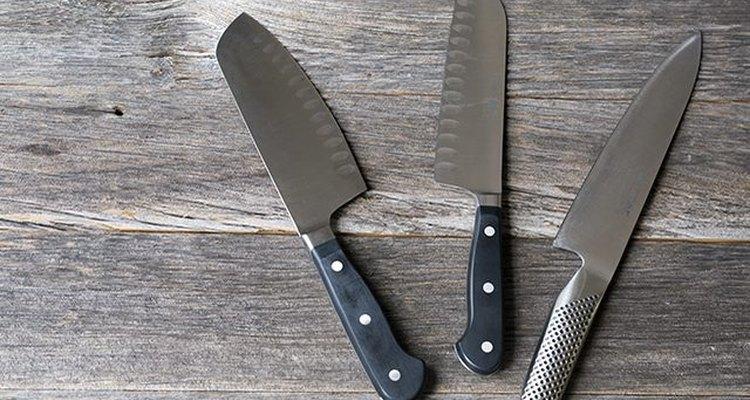 Elegir el cuchillo que te siente mejor depende de tus preferencias.