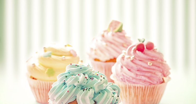 Cupcakes are highly decorative and easy to make