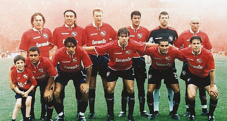 Independiente campeón Torneo Argentino 2002