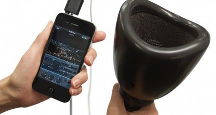 Disfruta de tus canciones favoritas con este Karaoke compatible con tu iPhone.