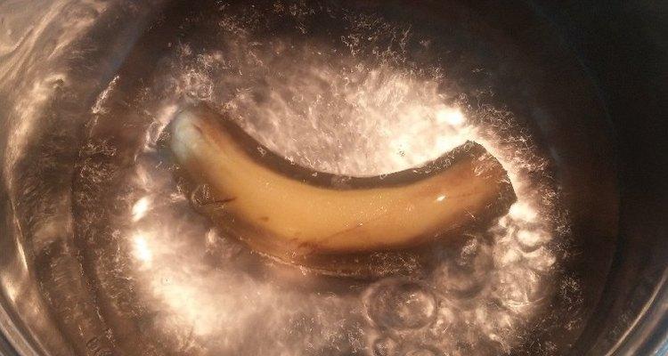 Té de banana y canela