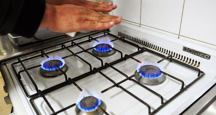 Los anafes encendidos son una manera sencilla de calefaccionar tu hogar.