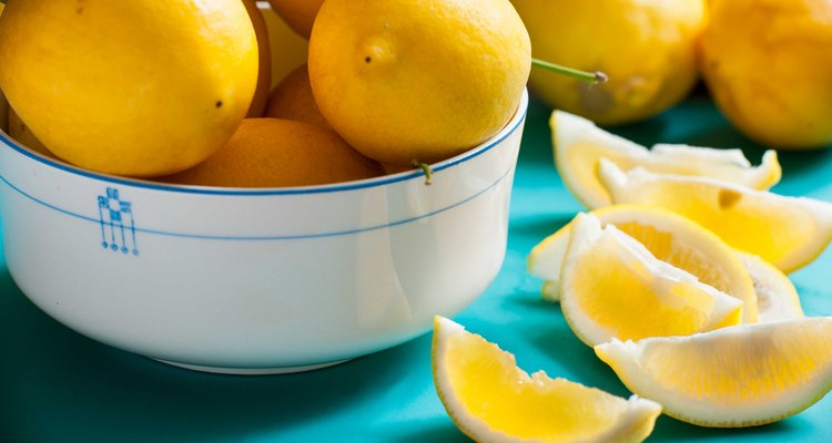 La calidad del limón influye en la vida útil del jugo.
