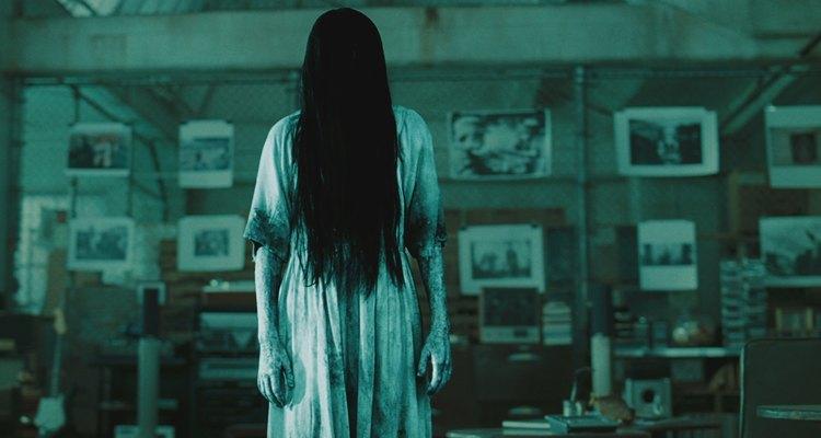 La niña pequeña de La llamada daba muchísimo miedo cada vez que aparecía en escena.