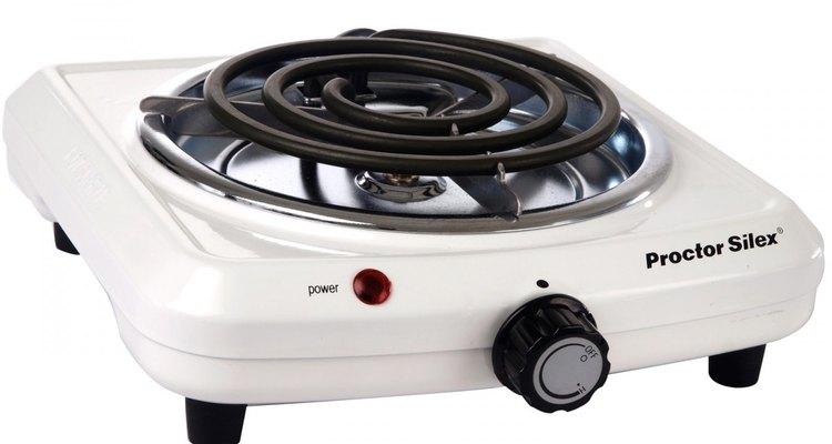 Las hornallas o anafes eléctricos son tan buenos como uno a gas.