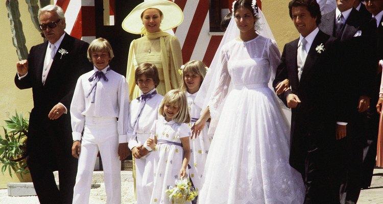 Este es el mejor vestido para las novias que desean algo juvenil.