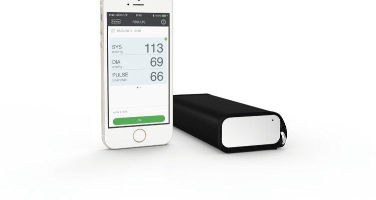 El tensiómetro compatible con el iPhone es muy fiable para controlar la presión arterial.
