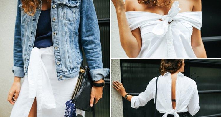 4 Ways to Wear a Button-Down Shirt