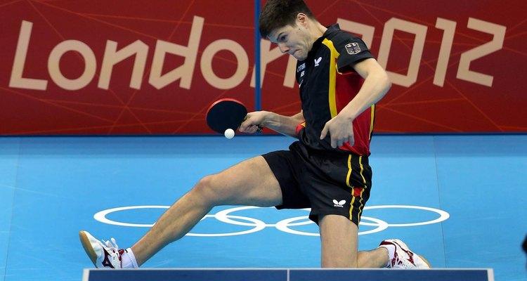 El tenis de mesa también se incorporó en los Juegos de Seúl de 1988.